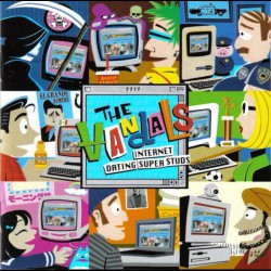 The Vandals - Internet Dating Super Studs - CD