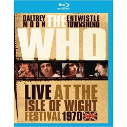 The Who - Live At The Isle Of Wight Festival 1970 - BLU-RAY
