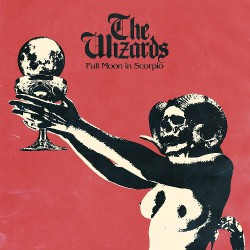 The Wizards - Full Moon In Scorpio - CD SLIPCASE