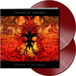 Theatre Of Tragedy - Forever Is the World - DOUBLE LP GATEFOLD COLOURED