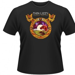 Thin Lizzy - Johnny the Fox - T-shirt (Homme)