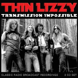 Thin Lizzy - Transmission Impossible - 3CD DIGIPAK