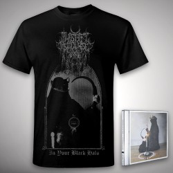 This Gift Is A Curse - A Throne Of Ash - CD + T-shirt bundle (Homme)