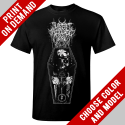 This Gift Is A Curse - Casket - Print on demand