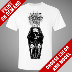 This Gift Is A Curse - Casket (white) - Print on demand