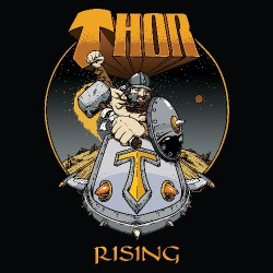 Thor - Rising - LP COLOURED