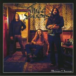 Three Seasons - Things Change - CD DIGIPAK