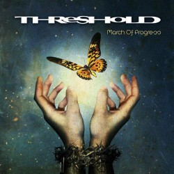 Threshold - March of Progress - CD