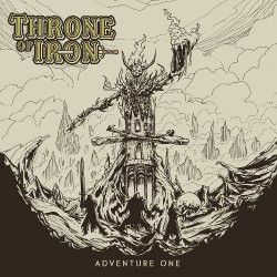 Throne Of Iron - Adventure One - LP