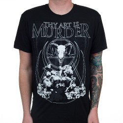 Thy Art Is Murder - Death Pile - T-shirt (Homme)