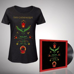 Thy Catafalque - Bundle 4 - LP gatefold + T-shirt bundle (Femme)