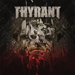 Thyrant - What We Left Behind... - CD DIGIPAK