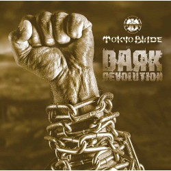 Tokyo Blade - Dark Revolution - DOUBLE LP GATEFOLD COLOURED