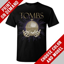 Tombs - Monarchy Of Shadows - Print on demand