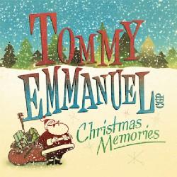 Tommy Emmanuel - Christmas Memories - CD DIGISLEEVE