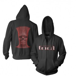 Tool - X-Ray - Hooded Sweat Shirt Zip (Homme)