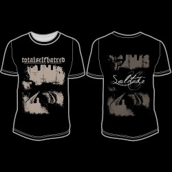 Totalselfhatred - Solitude - T-shirt (Homme)