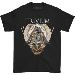 Trivium - Triangular War - T-shirt (Homme)