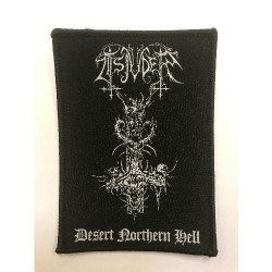 Tsjuder - Desert Northern Hell - Patch