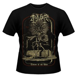 Tsjuder - Throne Of The Goat 1997-2017 - T-shirt (Homme)