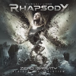 Turilli / Lione Rhapsody - Zero Gravity (Rebirth and Evolution) - CD