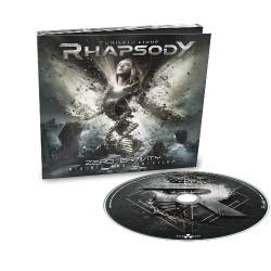 Turilli / Lione Rhapsody - Zero Gravity (Rebirth and Evolution) - CD DIGIPAK