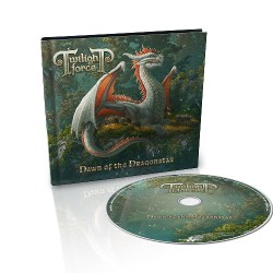 Twilight Force - Dawn Of The Dragonstar - CD DIGIBOOK