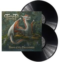 Twilight Force - Dawn Of The Dragonstar - DOUBLE LP Gatefold