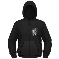 Twilight Of The Gods - Fire on the Mountain - Hooded Sweat Shirt Zip (Homme)