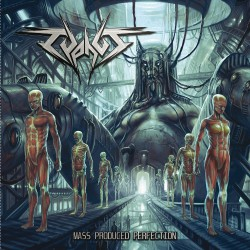 Typhus - Mass Produced Perfection - CD