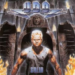 U.D.O - Solid (Anniversary Edition) - CD