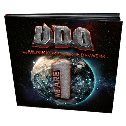 U.D.O - We Are One - CD + Blu-ray digibook