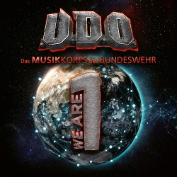 U.D.O - We Are One - CD DIGIPAK