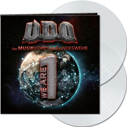 U.D.O - We Are One - DOUBLE LP GATEFOLD COLOURED