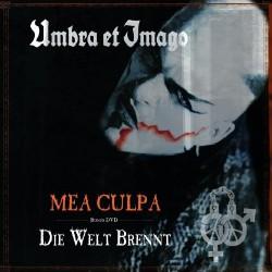 Umbra Et Imago - Mea Culpa + Die Welt Brennt - CD + DVD Digipak