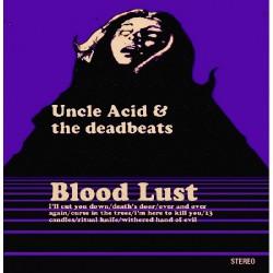 Uncle Acid & The Deadbeats - Blood Lust - CD