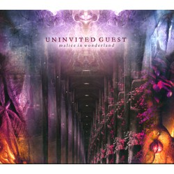Uninvited Guest - Malice in Wonderland - CD SLIPCASE