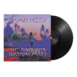 Uriah Heep - The Magician's Birthday Party - DOUBLE LP Gatefold