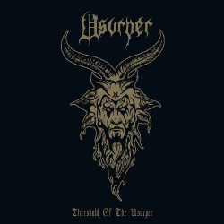 Usurper - Threshold Of The Usurper - LP COLOURED
