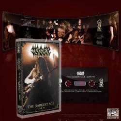 Vader - The Darkest Ages - Live '93 - CASSETTE