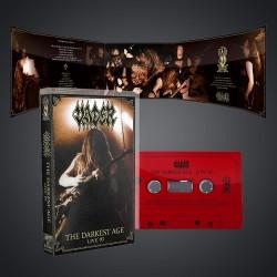Vader - The Darkest Ages - Live '93 - CASSETTE COLOURED