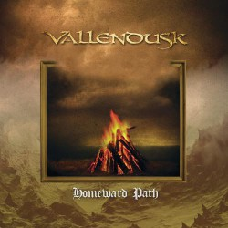 Vallendusk - Homeward Path - CD DIGIPAK