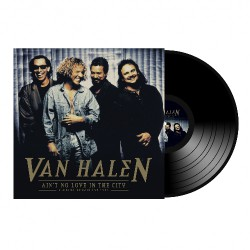 Van Halen - Ain't No Love In The City - DOUBLE LP Gatefold