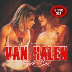 Van Halen - Rock Box - 3CD DIGISLEEVE