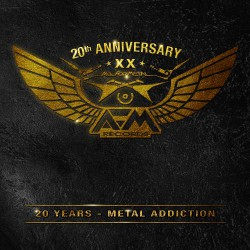 Various Artists - 20 Years - Metal Addiction - 3CD