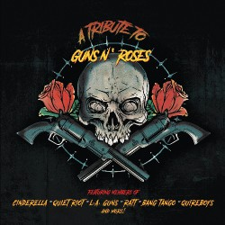 Various Artists - A Tribute To Guns N' Roses - LP COLOURED
