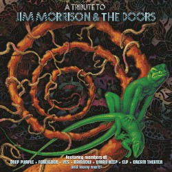 Various Artists - A Tribute To Jim Morrison & The Doors - LP COLOURED