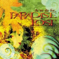 Various Artists - As We Die For...Paradise Lost - CD DIGIPAK SLIPCASE