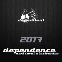 Various Artists - Dependence Next Level Electronics 2017 - CD SLIPCASE