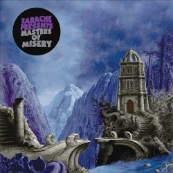 Various Artists - Masters of Misery - Tribute to Black Sabbath - LP